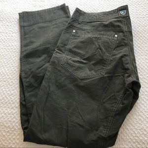 Kuhl Cargo Utility Pants Outerwear Revolvr 33X34